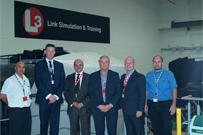 L-3 Link and Jaltek Systems sign Long Term Agreement