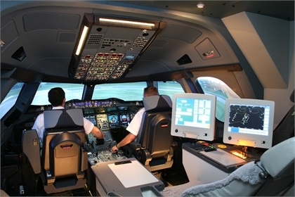 Simulators take flight as demand increases