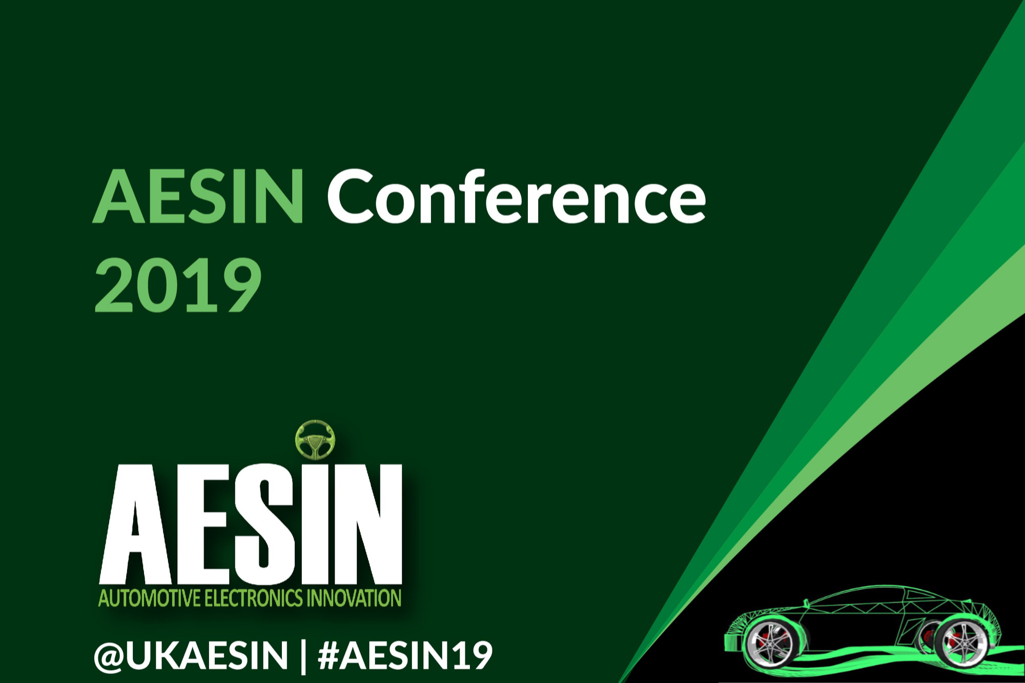 Jaltek helps drive innovation in Vehicle Electronics at AESIN 2019